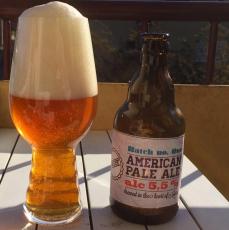 Batch One. American Pale Ale